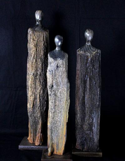 Trois Reines noires